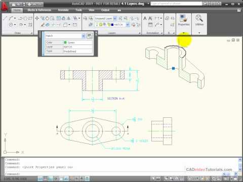 how to get line on top image autocad