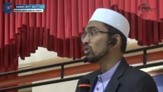 30-07-2016 Dr.Rozaimi Ramle: Daurah Sifat Solat Nabi Shaikh Abdul Aziz Al-Tarefe