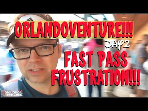 ORLANDOVENTURE!!! Day 2 (Magic Kingdom/Hollywood Studios)