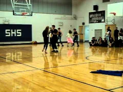 Strasburg High School's Junior's Lip Sync Contest