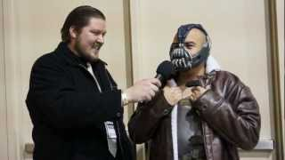 Amazing Arizona 2013 Gamefob Cosplay Interviews - Bane!