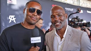 "Bernard Hopkins WARNS Canelo ""I've been in there vs Sergey Kovalev!"""