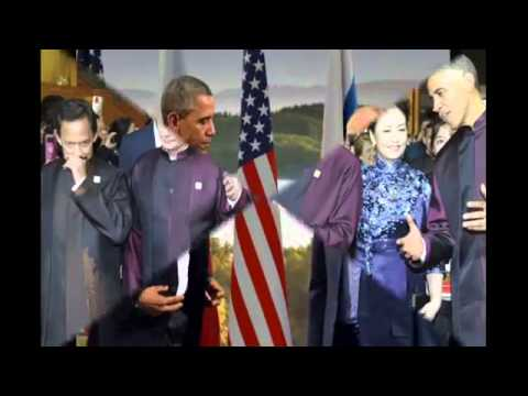 Obama and Putin are Odd Couple at Beijing Summit : BREAKING NEWS