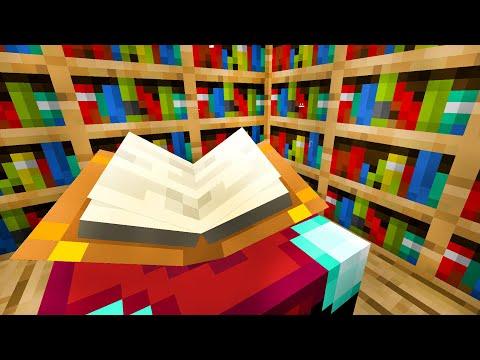 Minecraft Verzaubern-Tutorial Inkl. Bücher & Amboss