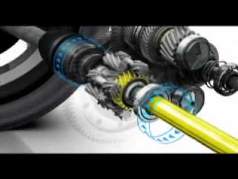 Funcionamiento del diferencial autoblocante del Megane RS - Leomotor