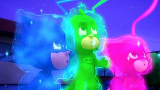 PJ Masks Full Episodes - SLOWPOKE GEKKO - 2.5 HOURS Compilation   Superhero Cartoons for Kids