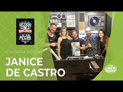 JANICE DE CASTRO - Agora O Bicho Vai Pegar!  - 15/02/2019