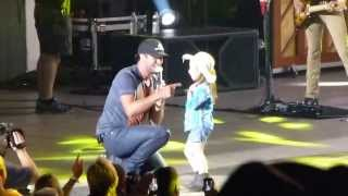 Download Lagu Luke Bryan and his newest star...PNC 08-24-13 Gratis STAFABAND