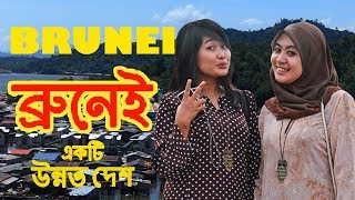 ব্রুনেই একটি উন্নত দেশ | Amazing Fcats about Brunei in Bengali