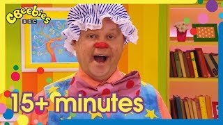 Mr Tumble's Playtime Compilation | +15 Minutes