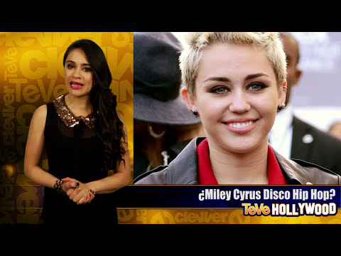 ¿Miley Cyrus Disco Hip Hop???!