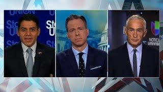 Jorge Ramos debates Joe Arpaio pardon with Arizona state senator
