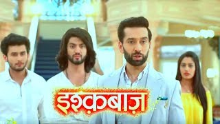 ISHQBAAZ: 17 OCT || THREE STORY IN ONE TRACK