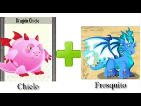 Cómo obtener al dragón Legendario, Cristal, Viento y Espejo | Dragon City 2014
