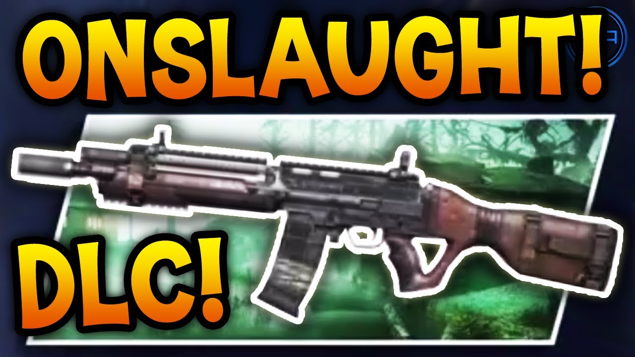 Call Of Duty Ghosts Onslaught Map Pack 1 New Guns