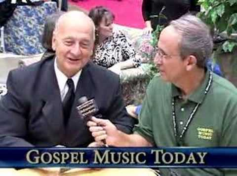 Martin Cook of The Inspirations on Gospel Music Today