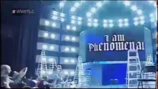 Dean Ambrose vs AJ Styles FULL MATCH: WWE TLC 04/12/2016