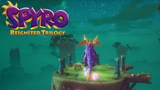 Spyro Reignited Trilogy - Tree Tops Full Level GAMEPLAY!