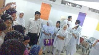 Dhaka commerce college marketing department