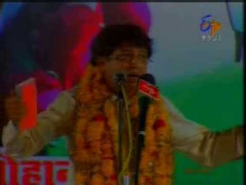 All India Mushaira Saif Babar 2013 Etv Urdu Mehfil E Mushaira - Bhopal video