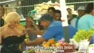 Sheyla Almeida No GuGu - Maior Seio do Brasil. Parte3 (19.out.08)