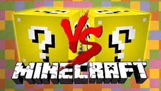 Minecraft: CLAY LUCKY BLOCK CHALLENGE   Clay Soldier War!