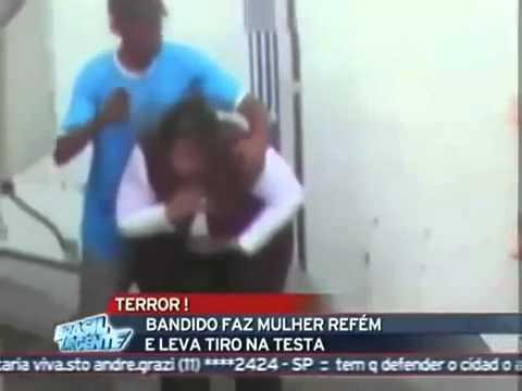 Raw Video Police sniper kills a bandit   YouTube