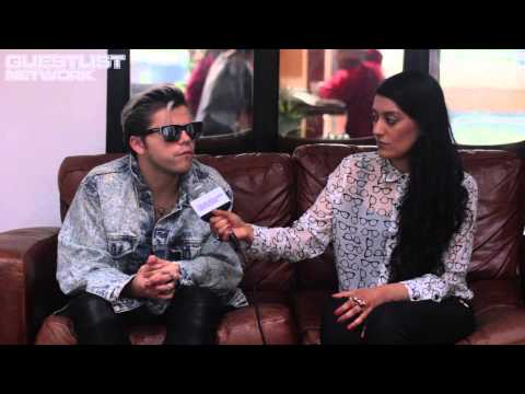 Vince Kidd Interview - Guestlist 2012