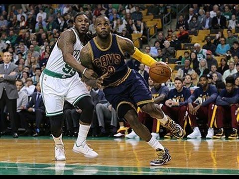 LeBron James' 27 Points Helps Cavaliers Sweep Celtics