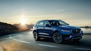 Jaguar F-PACE | Features and Benefits