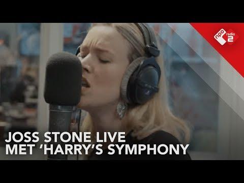 Joss Stone - Harry's Symphony - Live @ NPO Radio 2