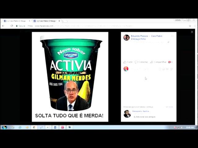 Tá no Face: 22/12/2017