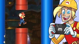 Flappy... Plumber? - Super Mario Maker 2 (Viewer Levels #2)