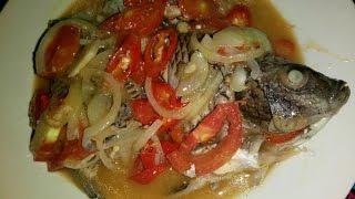 download lagu Cara Memasak Ikan Nila Bumbu Asam Manis Pedas Yang gratis
