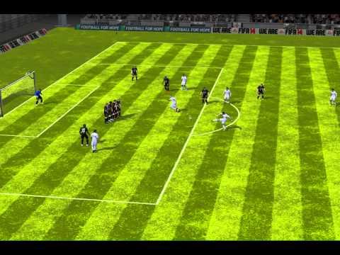 FIFA 14 iPhone/iPad - Hamburg VfB vs. Real Madrid