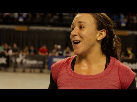 CrossFit - Kara Webb Talks About Finishing the 100s