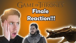 Reaction and Thoughts on Game of Thrones Season 8 Finale