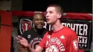 MMA Cypher's Charron freestyles with Rashad Evans