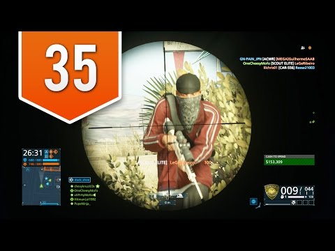 Battlefield Hardline (ps4) - Rtmr - Live Multiplayer Gameplay #35 - 93r Is Unstoppable! video