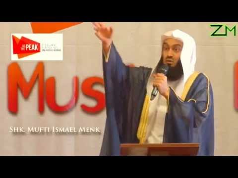 Mufti Ismail Menk ~ Democracy Exposed: Freedom Of Speech & Bestiality video