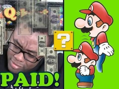 Black Nerd Comedy - THE MARIO GAME I NEVER OWNED - Black Nerd Comedy