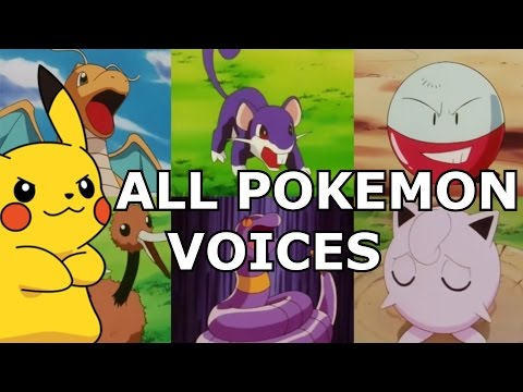 Pokemon cries soundboard download