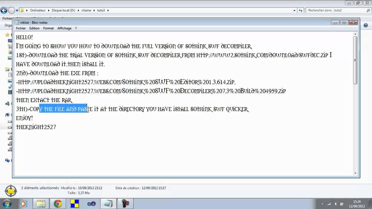 Sothink swf decompiler 7.3 build 4959 keygen