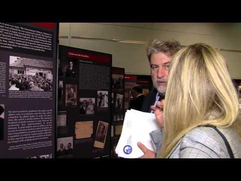 Akcja AB Katyn – Wystawa W Parlamencie Europejskim