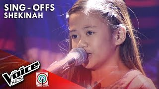 Shekinah Pacaro - Your Love | Sing-Offs | The Voice Kids Philippines Season 4