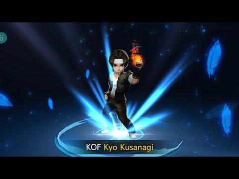 Arena Masters: Legend Begins || Kyo Kusanagi First Look Gameplay
