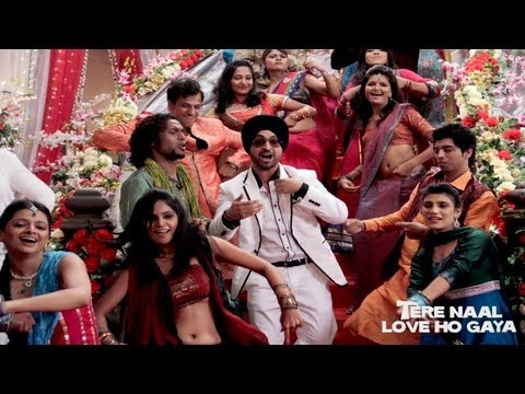 Pee Pa Pee Pa With Lyrics - Preview - Tere Naal Love Ho Gaya - Riteish & Genelia video