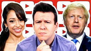 WOW! Liza Koshy & Cobra Kai Bust Through, TikTok Activism Boom, Boris' Brexit Boogaloo, & Comey