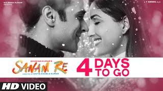 SANAM RE : 4 Days To Go (In Cinemas) | Pulkit Samrat, Yami Gautam | Divya Khosla Kumar| T-Series