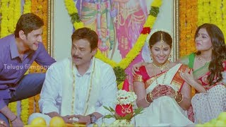 SVSC Full Songs HD - Seethamma Vakitlo Sirimalle Chettu Title Song - Mahesh Babu, Venkatesh